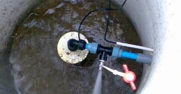 погружной насос для скважины