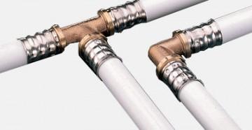 Соединение труб из металлопластика