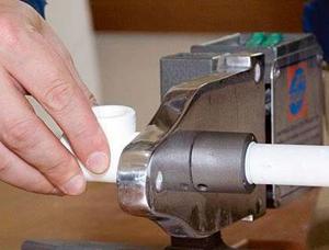 ручная сварка труб из полипропилена