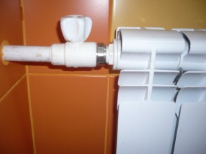 отопление с помощью труб кальде из полипропилена