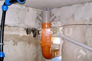установленный воздушный клапан