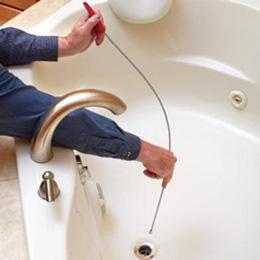 прочистка ванной