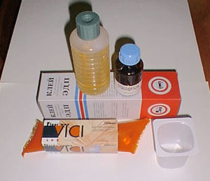 Эпоксидный клей для крепления сантехники на плитку
