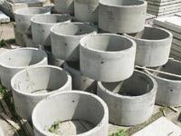 Кольца железобетонные для канализации