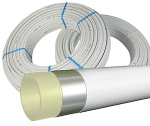 Металлопластиковые трубы с алюминием