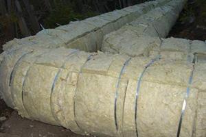 Теплоизоляция трубопровода минеральной ватой