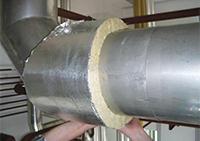 Теплоизоляция отопительных систем
