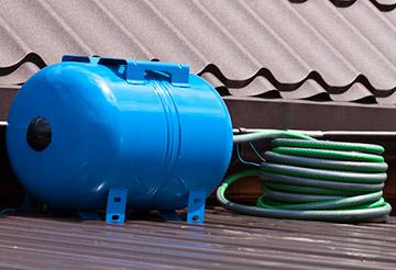 Гидроаккумулятор для увеличения напора воды