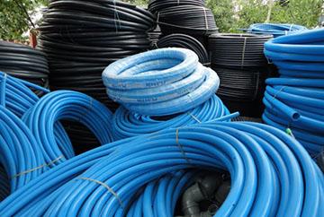 Трубы для водоснабжения полиэтиленовые