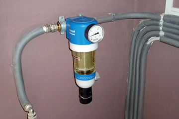 Фильтр грубой очистки воды
