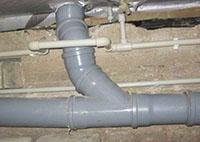 Труба канализации