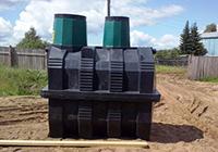 Устройство для очистки стоков Термит