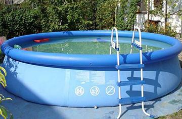 Строим бассейн на даче своими руками пошагово