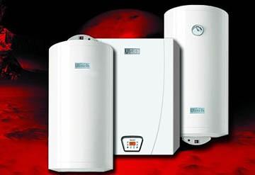 Разные типы газовых колонок