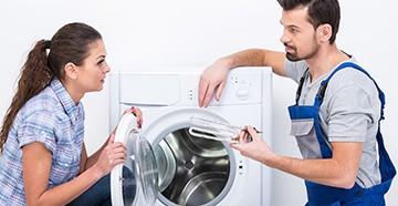 Ремонт неисправностей стиральной машины