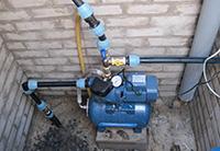 Рабочая станция водоснабжения