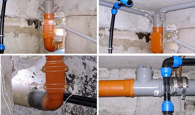 Вентиляция канализационной системы