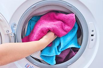 Перегрузка стиральной машины