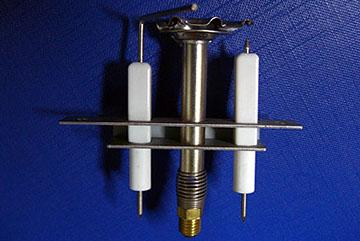 Горелка запальная в сборе для газовой колонки Нева Люкс 5514