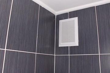 Вентиляционное отверстие в ванной