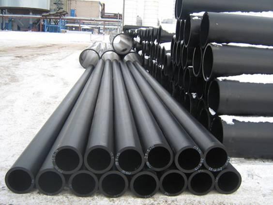 Трубы большого диаметра из полиэтилена