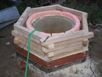 Добыча воды из колодца в дом