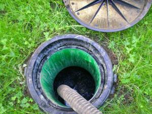 Очистка выгребных/сливных ям и септиков
