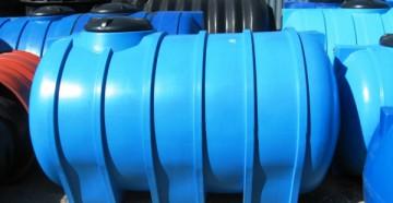 пластиковые накопители для канализации