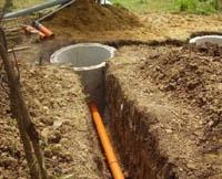 Сливная яма для загородного дома