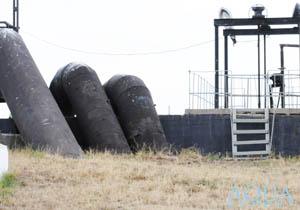 трубы запитанные от подземных источников