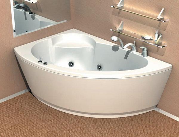 Дизайн ванны из акрила