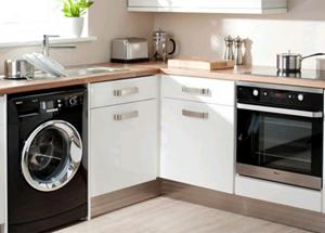 Не встроенная стиральная машина