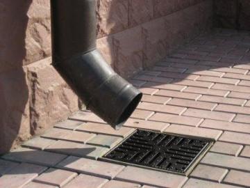 Ливневая канализация - закрытый тип