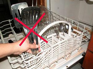 Первый запуск посудомоечной машины без посуды