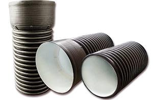 Трубы для канализации из ПНД