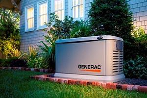 Автономный электрогенератор для дачи