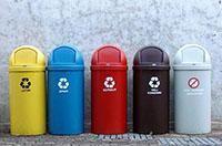 Баки для отходов