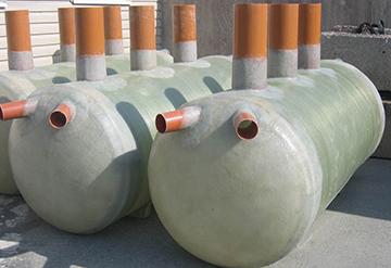Емкость для утилизации бытовых стоков