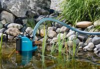 Насос для отработанной воды