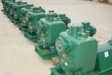 Pioneer Pump - самовсасывающие насосы