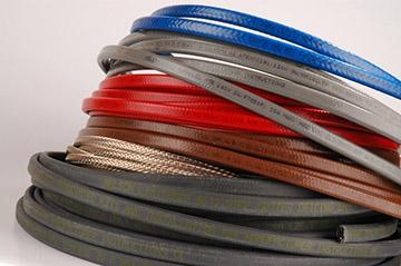 Греющие кабели разных типов