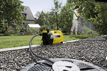 Помпа для полива огорода