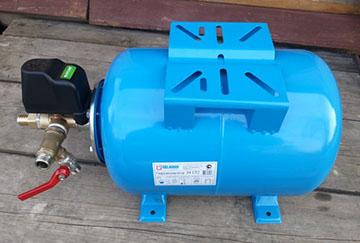 Как подсоединить реле давления воды к гидроаккумулятору