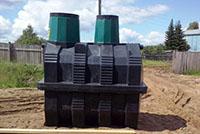 Устройство для автономной канализации Термит