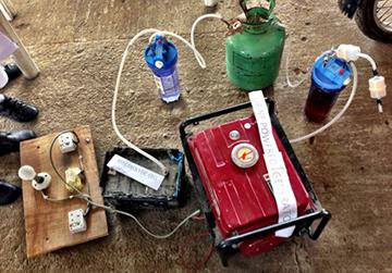 Самодельный электролизер