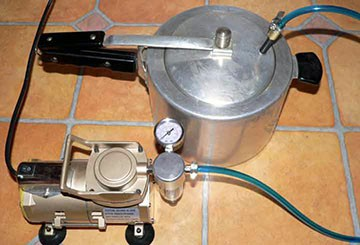 Ручной вакуумный насос