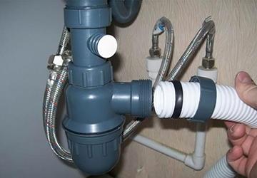 Гидрозатвор для канализации своими руками
