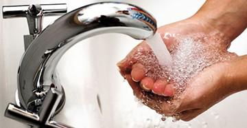 Давление воды из крана