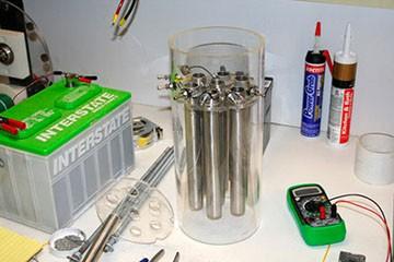 Самодельный водородный генератор