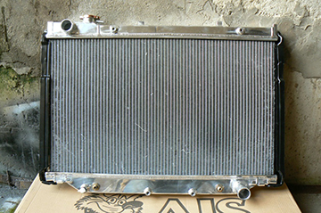 Тонкостенный радиатор